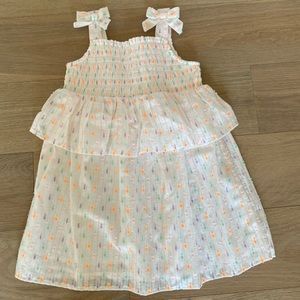 Cat and jack dress size 5T